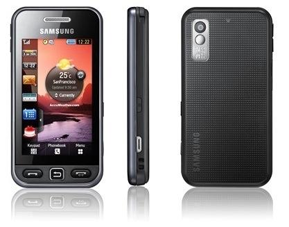Samsung S5230 Samsung-star