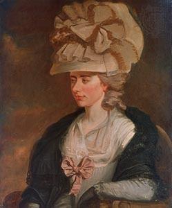 Fanny Burney Image