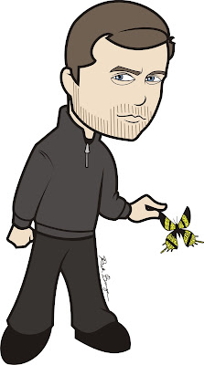 Desenhos dos Personagens de Fringe Peterbishop_toonseries