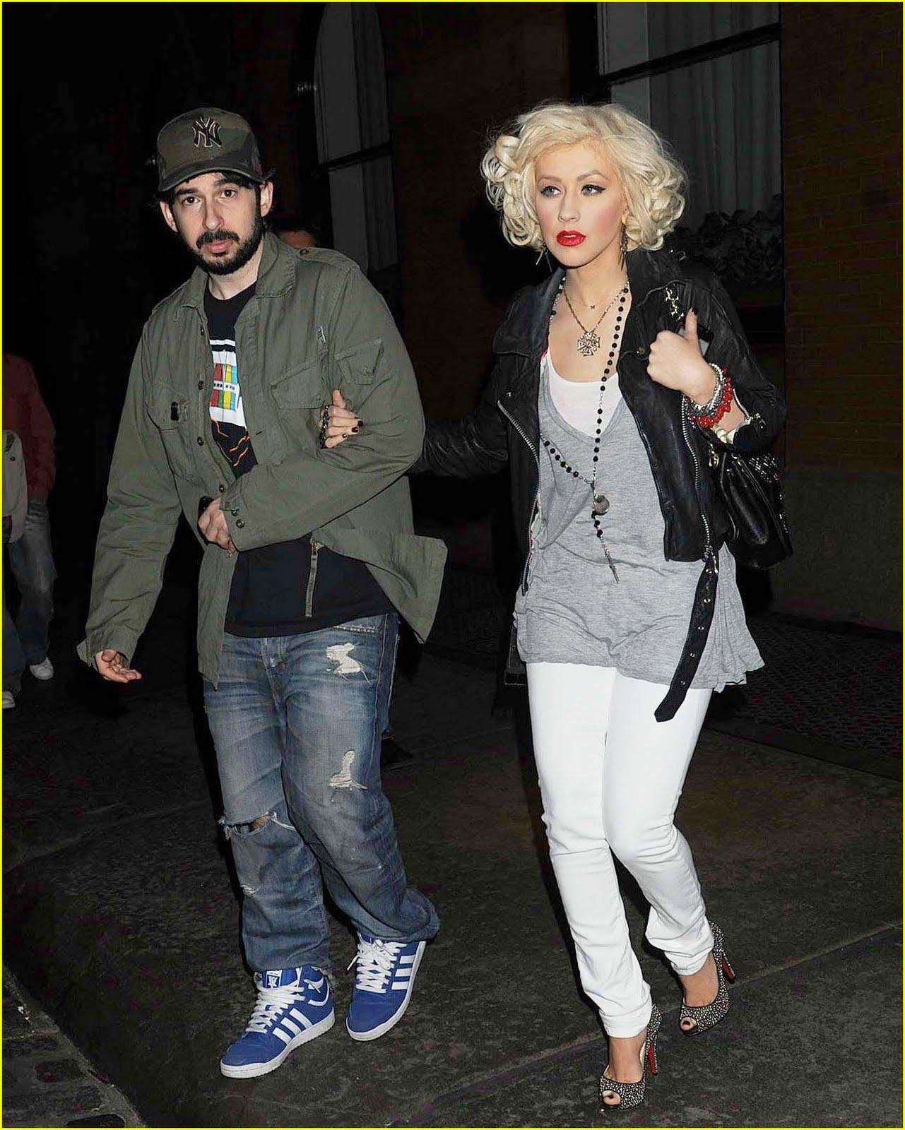 [Fotos] Christina y Jordan en Nobu (NYC) 01-1