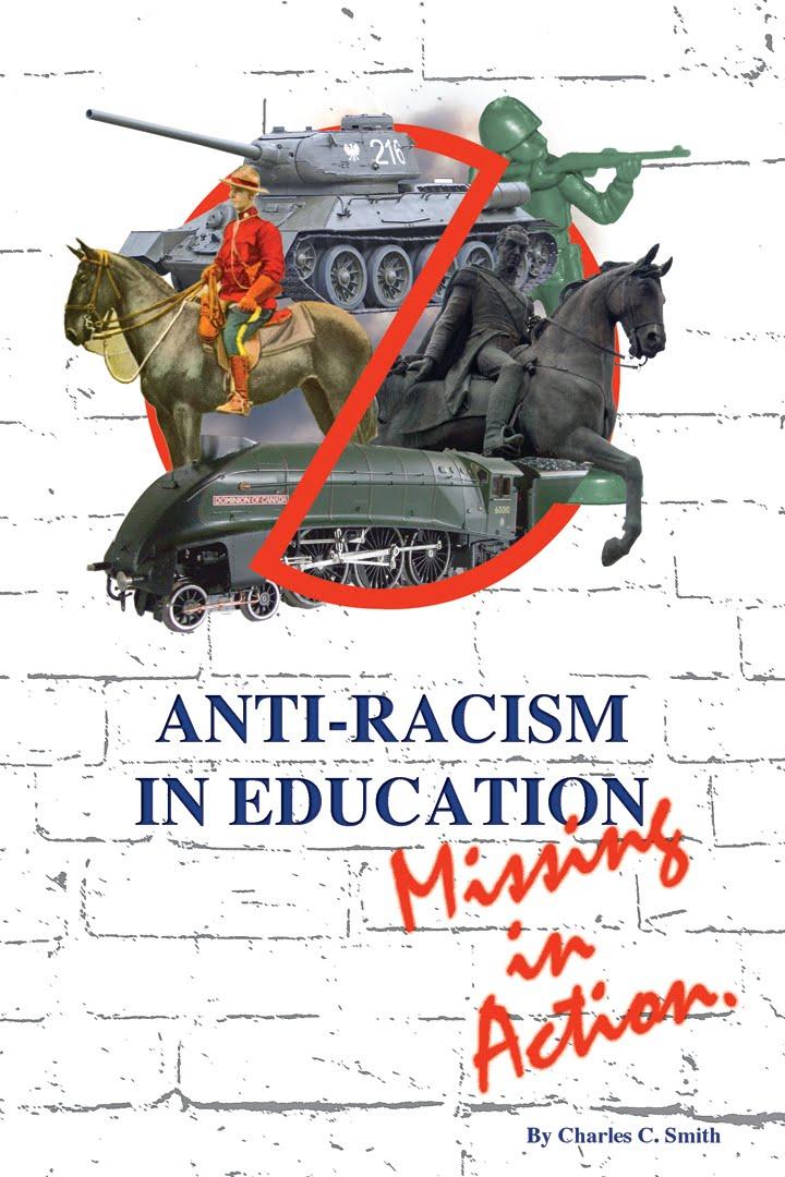 Assignment 10: Book design inspiration (due Oct 11) Anti-Racism_Cover_v2c