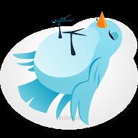El pajarito Twitter-dead-bird