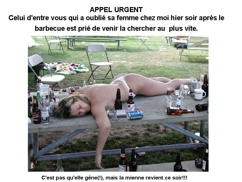 HUMOUR - Barbecue d'hier soir ! Barbecue