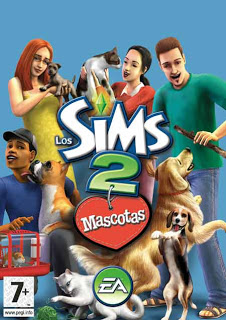 Los sims 2 Informacion de sus expansiones Los-sims-2-mascotas-pc