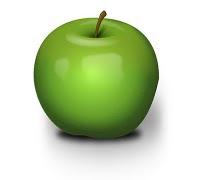 ஊக்கம்,உற்சாகம்,புத்துணர்வு தரும் பழங்கள்- (புகைப்படம்) Green_Apple