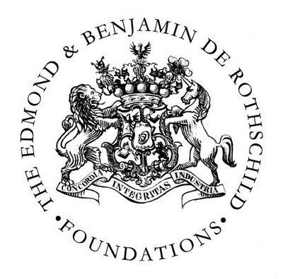 La maison de Rothschild - les prophètes de l'argent Logo_edmond_benjamin_rothschild_or