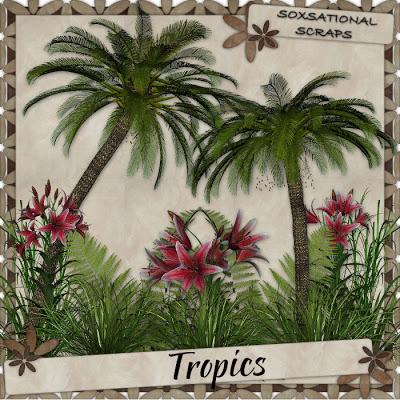 Tropics Freebie Preview