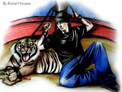 Fans art de de Krystal Oresama 26191e72330f
