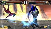 Primeras imagenes del videojuego de DragonBall Evolution Para Psp de momento 090209_02