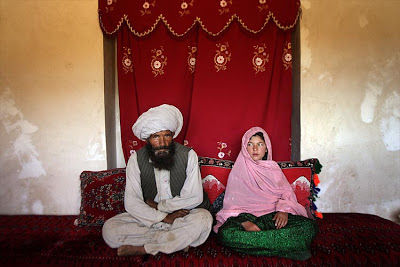 UNICEF Photo of the Year—2007 Islam-child-bride