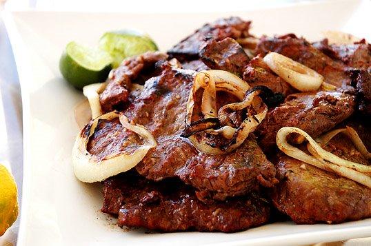 Restoranti 'Klea Love' Carne-asada