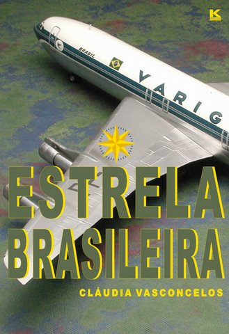 [Brasil/Dica de livro] Estrela Brasileira Claudiacapa2