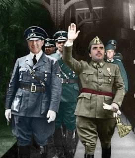Aznar: Habría que dar a Cuba el mismo tratamiento que a Libia - Página 2 Aznar-bush