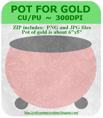 POT OF GOLD Template by Craftymumz Creations CUPOTOFGOLD_RSW_Prev