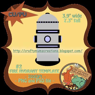 CU fire hydrant 2 (Craftymumz Creations) CWKHM_CUfirehydrant2prev_RSW