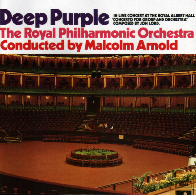 Deep Purple - Concerto for Group & Orchestra (1969) Z