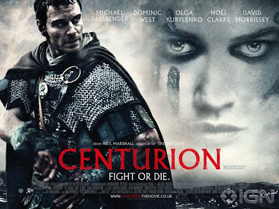 Centurion de Neil Marshall Centurion-Poster