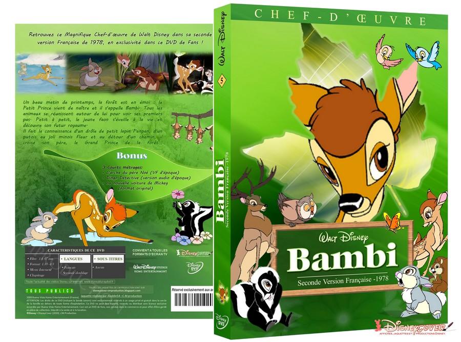 [Règle N°0] *Concours* Production artistique : Archives 4 - Page 3 Vu_ex1_bambi