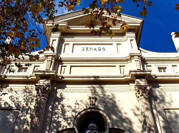 El Madrid de los Borbones (II): del Teatro Real a la estación de Príncipe Pío Senado