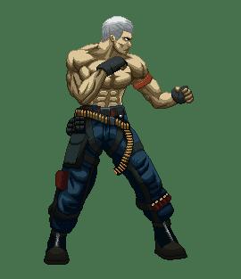SF x Tekken - Vazou lista de personagens Bryan_Fury_from_Tekken_V_by_Niewidomy