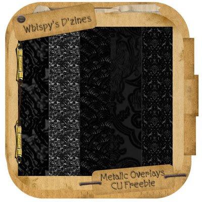 Metalic CU Freebie Overlays Folder