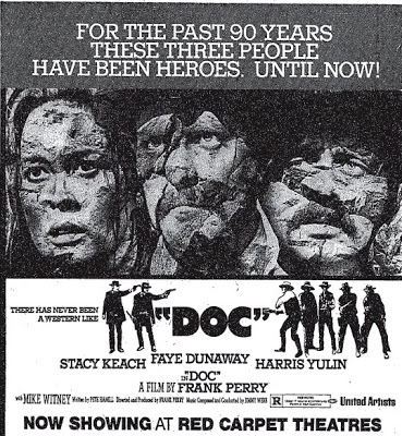 Doc Holliday - ''Doc'' - 1971 - Frank Perry  Doc