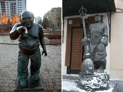 Čudne statue širom sveta Strange-statues-17
