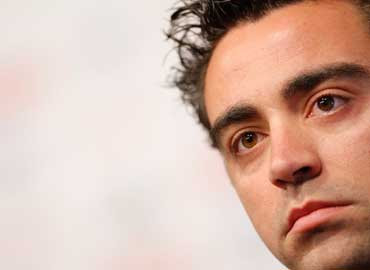 "Messi backstabs Xavi ""Sometimes you can not play attractive football"" Xavi-hernandez"
