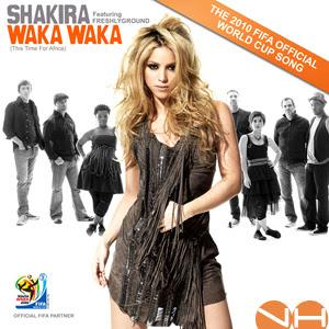 Charts/Ventas » 'Waka Waka' (#1 ESP; #21 UK; #38 USA; #6 UWC) Shakira-waka-waka
