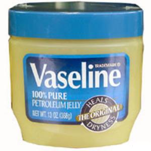 مواد وطريقة عمل  عجينة السيراميك الاساسية ( المقادير  1 ) Vaseline2