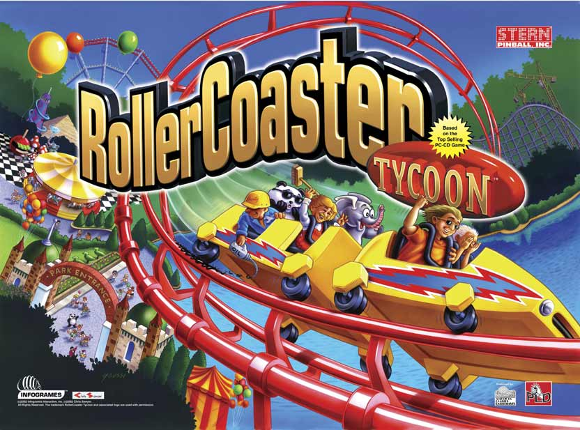 Ces jeux PC qui ont marqués votre enfance... Rollercoastertycoonmovie
