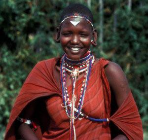¿Tetas o Trasero? - Página 4 Mujer_masai