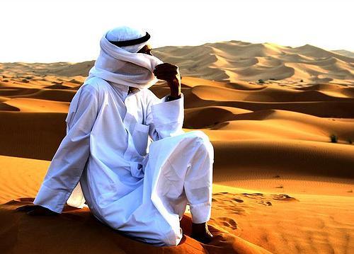 Des non-jeûneurs lynchés (Algérie) - Page 2 Bedouin_Resting