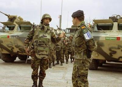التموية لدي الجيوش Spain_morocco_army