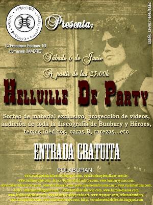 Fiesta en el pub héroes humanes Cartelhumanes