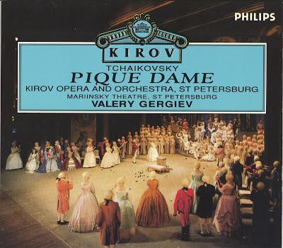 tchaikovsky - Tchaikovsky-La Dame de pique Piquebook