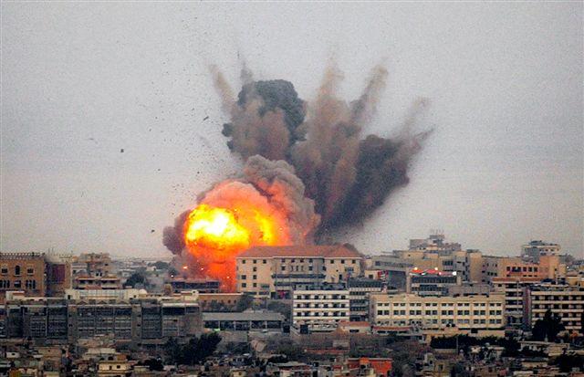 pour - Israël rompt avec le Conseil de l'ONU pour les droits de l'homme Israel-palestinian-gaza-strip1