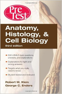 Anatomy, Histology, and Cell Biology PreTest Self-Assessment and Review, Third Edition (PreTest Basic Science) Anatomy