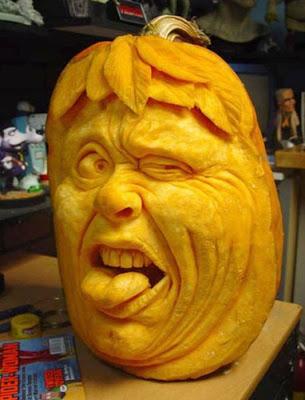 பூசணியில் செதுக்கப்பட்ட வியக்கத்தக்க உருவங்கள்  Pumpkin-carvings-11