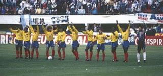 Partidos enteros historicos de selecciones o equipos 5-9-1993