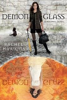 HEX HALL (Tome 1) de Rachel Hawkins Demonglass_JKT