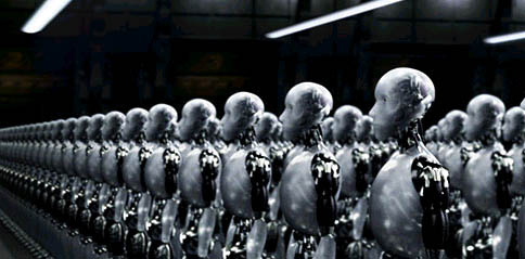 Empresa japonesa planeja maratona para robôs Robos-eu-robo