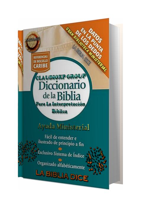 Diccionario de la Biblia: Útil Para Interpretar la Biblia - Página 5 Diccaribe2