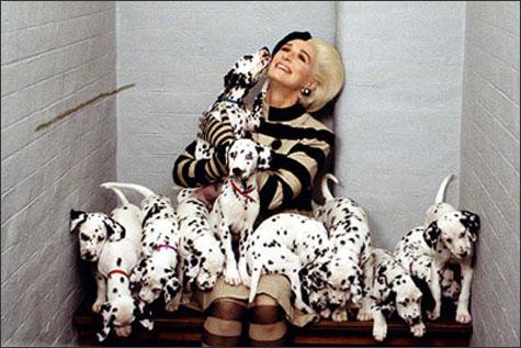 Najbolji filmski negativci  Cruella