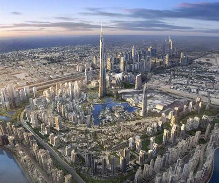 Reino de Dulcinia Dubai