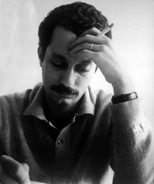 شخصيات لامعه في سماء فلسطين Ghassan-kanafani
