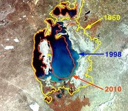 Catástrofe ambiental en el mar de Aral. Mar_de_aral-2