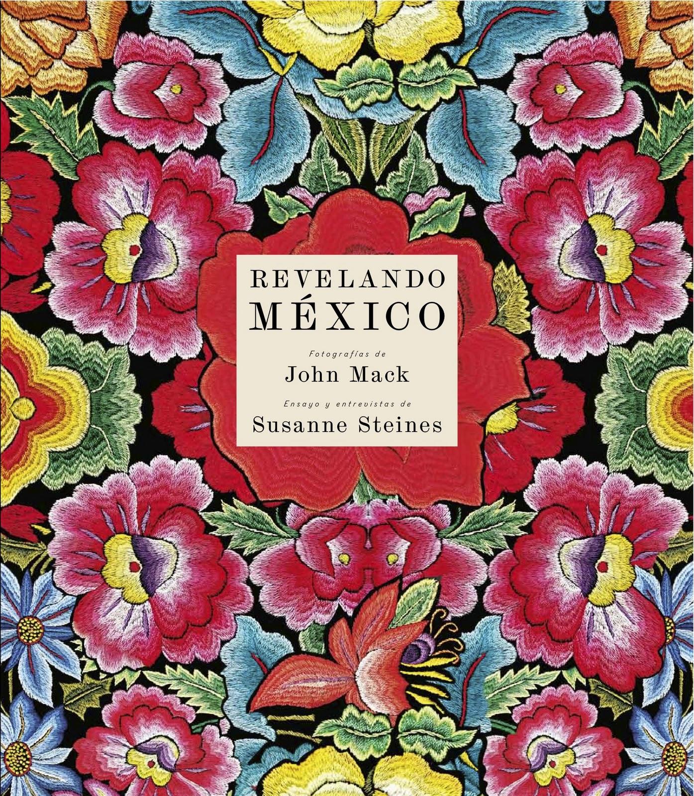 """2010-10-01. [ SCAN ] Edith González en el libro """"Revelando México"""" RevealingMexico_ESP_Cover_0519"""