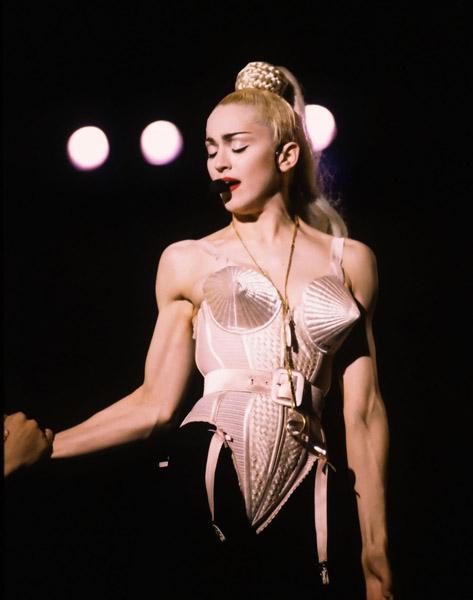 Gira 'Blond Ambition Tour' 1990 Madonna-Blond-Ambition-Tour