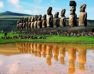 Carstvo misterija Uskrsnje-ostrvo